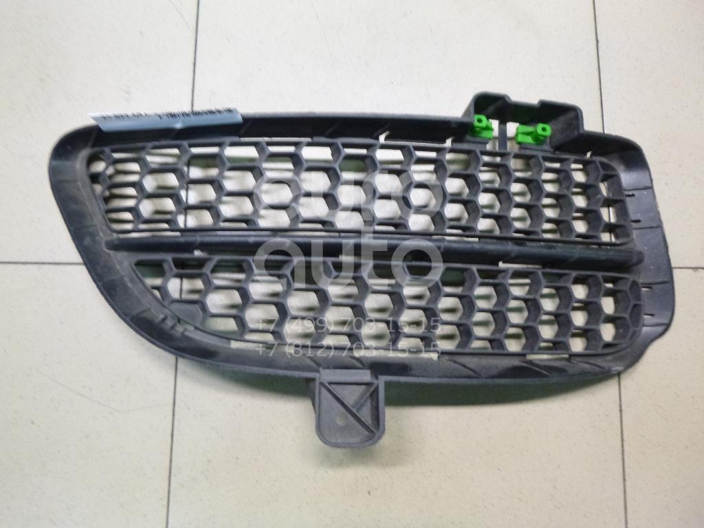 Купить Решетка в бампер правая VW Touareg 2002-2010; (7L6853666B)