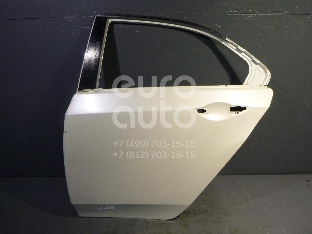 Купить Дверь задняя левая Honda Accord VIII 2008-2015; (67550TL2A90ZZ)