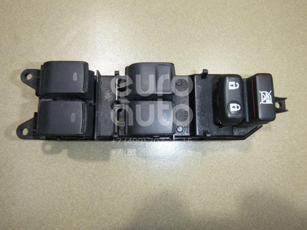 Купить Блок управления стеклоподъемниками Toyota Camry V40 2006-2011; (8404006030)