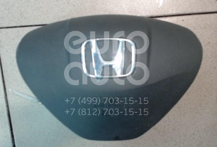 Купить Подушка безопасности в рулевое колесо Honda Civic 5D 2006-2012; (77810SMGG81ZA)