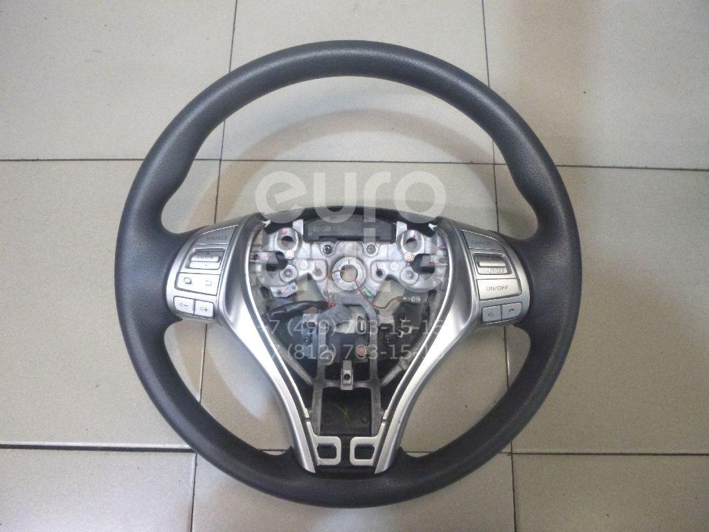 Купить Рулевое колесо для AIR BAG (без AIR BAG) Nissan Teana L33 2014-; (484303TA1A)