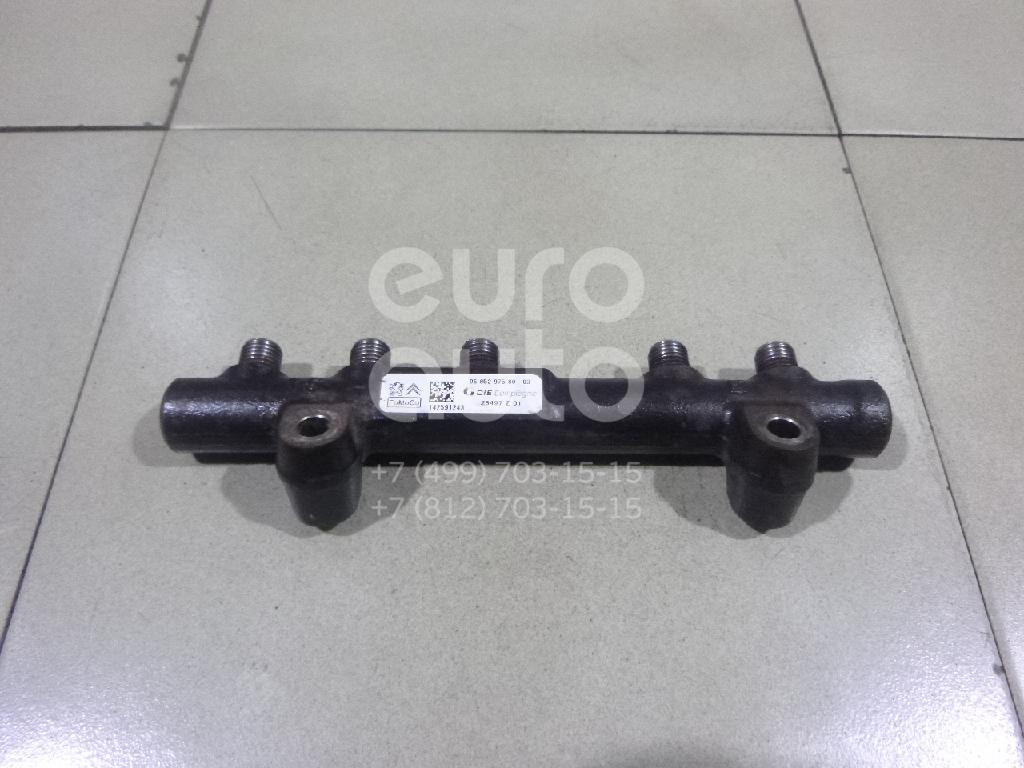 Купить Рейка топливная (рампа) Volvo V40/V40 Cross Country 2012-; (9685297580)