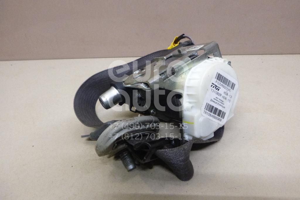 Купить Ремень безопасности с пиропатроном CHRYSLER Voyager/Caravan/Town-Country (RT) 2007-; (0ZV692D5AC)