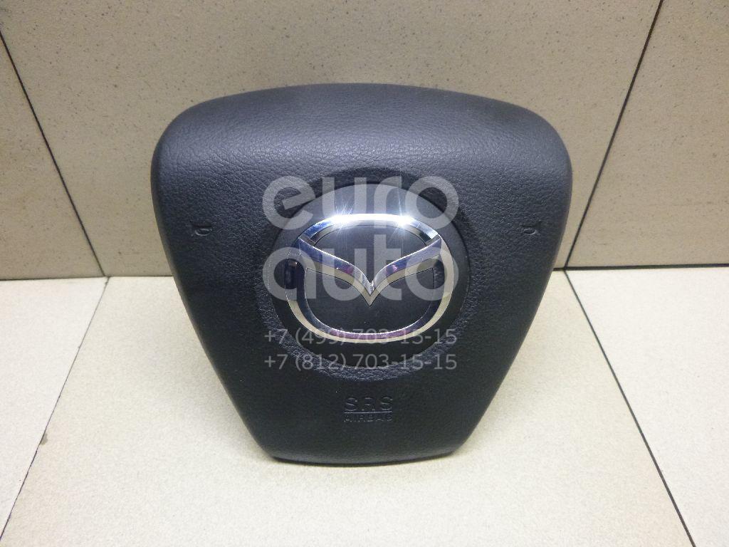 Купить Подушка безопасности в рулевое колесо Mazda Mazda 6 (GH) 2007-2012; (GS1G57K00A)