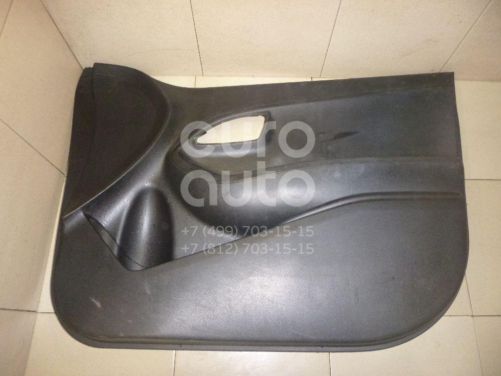Купить Обшивка двери передней правой Kia Picanto 2011-; (823081Y020BK5)