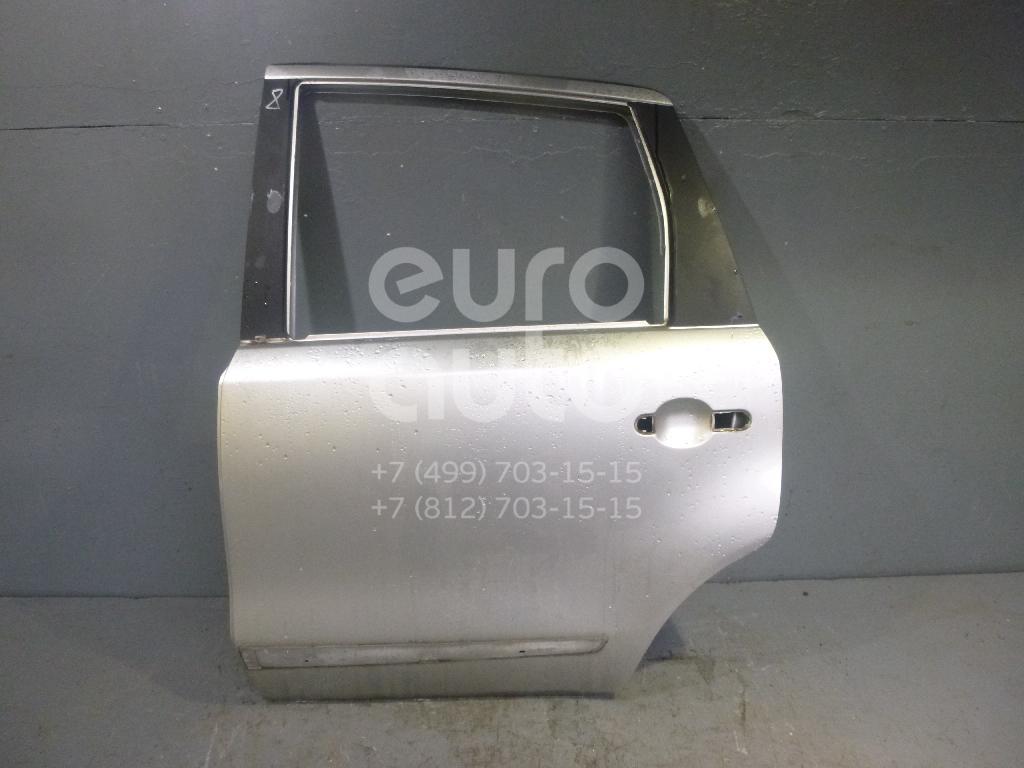 Купить Дверь задняя левая Nissan Note (E11) 2006-2013; (H21019U0M0)