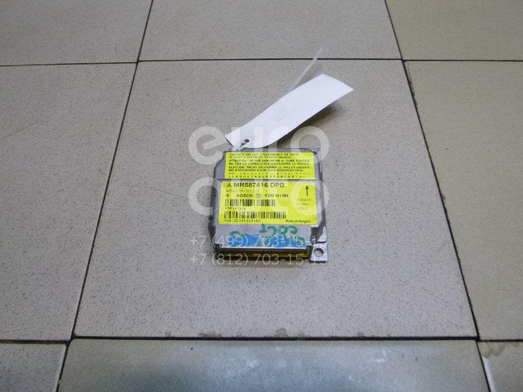 Купить Блок управления AIR BAG Mitsubishi Colt (Z3) 2003-2012; (MR587416)