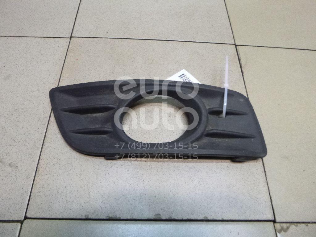Купить Рамка противотуманной фары правой Volvo V50 2004-2012; (30779101)