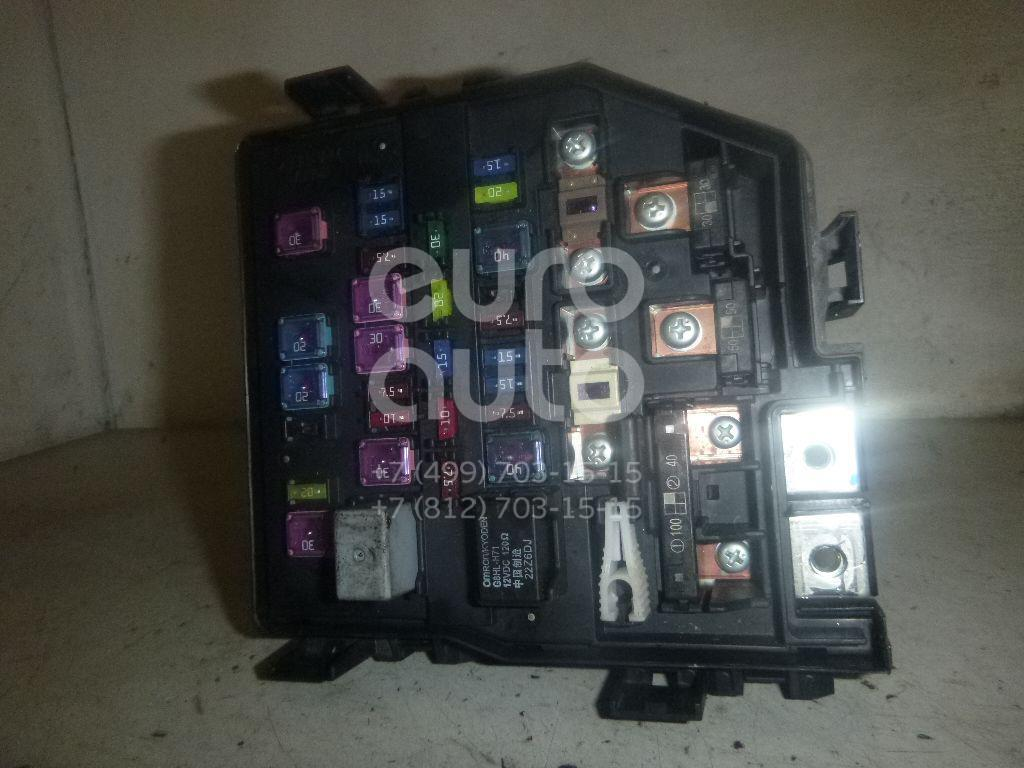Купить Блок предохранителей Honda CR-V 2007-2012; (38250SWYE01)