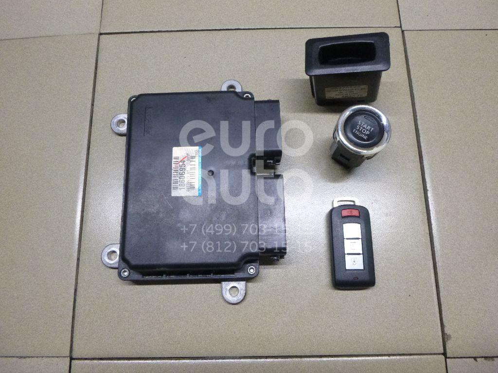 Купить Блок управления двигателем Mitsubishi Outlander (GF) 2012-; (1860B954)