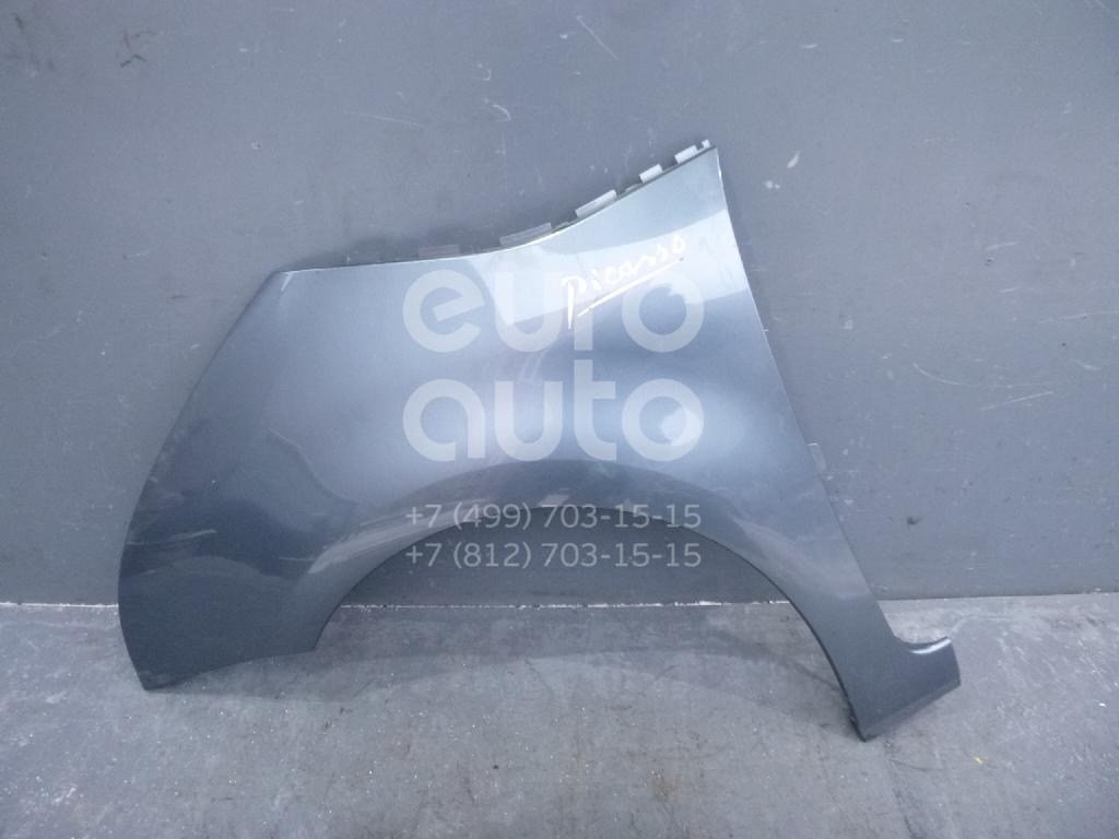 Купить Крыло переднее левое Citroen C4 Picasso 2006-2014; (7840V1)