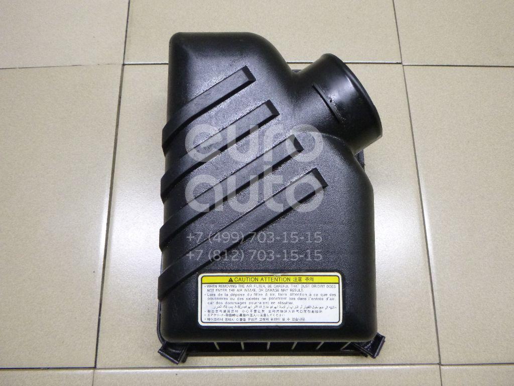 Купить Крышка воздушного фильтра Kia Sportage 2004-2010; (281112E000)