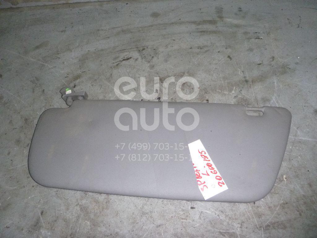 Купить Козырек солнцезащитный (внутри) Mercedes Benz Sprinter (906) 2006-; (90681000107K00)