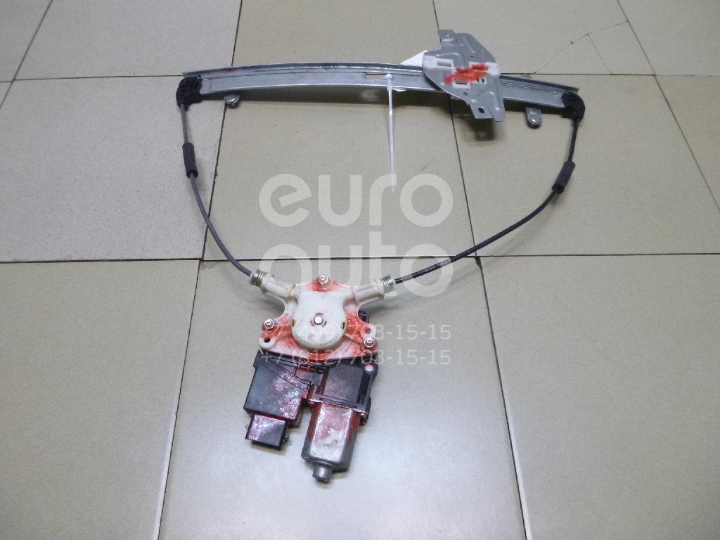 Купить Стеклоподъемник электр. передний левый Kia Picanto 2011-; (824011Y320)