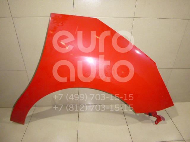 Купить Крыло переднее правое Citroen DS3 2009-2015; (7841Z7)