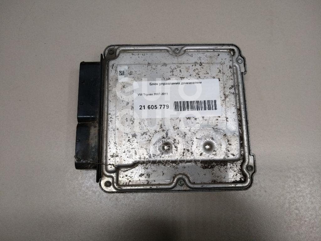 Купить Блок управления двигателем VW Tiguan 2007-2011; (03L906022RQ)