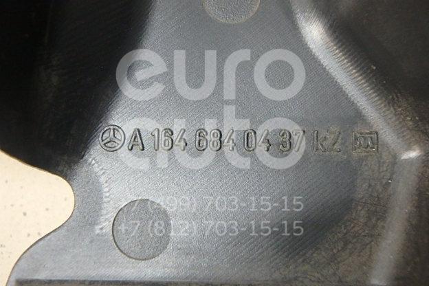 Купить Накладка (кузов внутри) Mercedes Benz GL-Class X164 2006-2012; (1646840437)