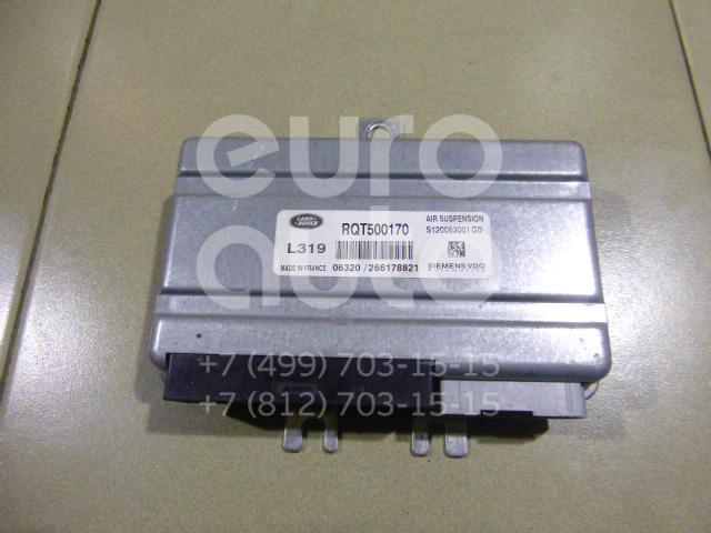 Купить Блок управления подвеской Land Rover Discovery III 2004-2009; (RQT500170)