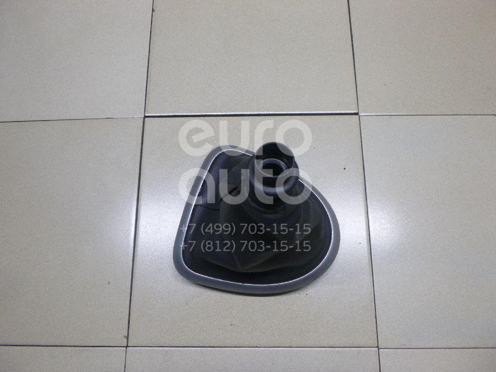 Купить Чехол кулисы Nissan Qashqai (J10) 2006-2014; (96935JD00B)