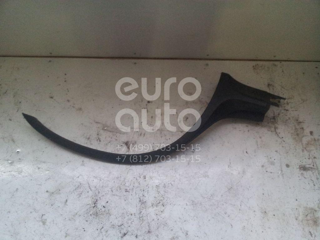 Купить Накладка заднего крыла левого BMW X5 E53 2000-2007; (51718408707)