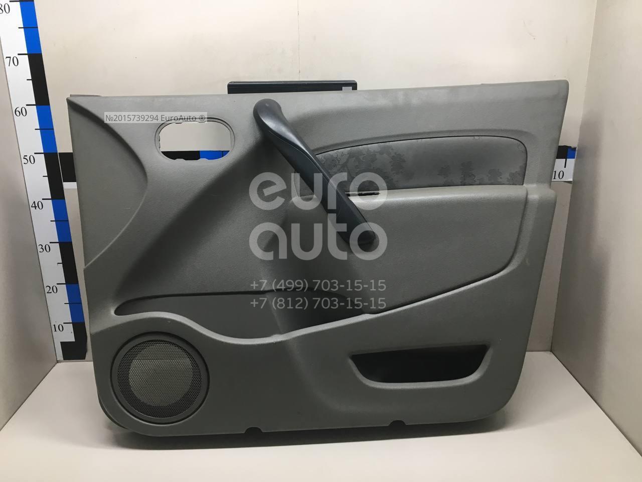Купить Обшивка двери передней правой Renault Kangoo 2008-; (809009586R)