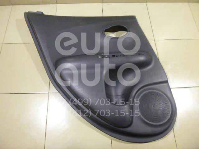 Купить Обшивка двери задней левой Nissan Juke (F15) 2011-; (829011KK0A)