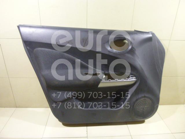 Купить Обшивка двери передней левой Nissan Juke (F15) 2011-; (809011KK0A)