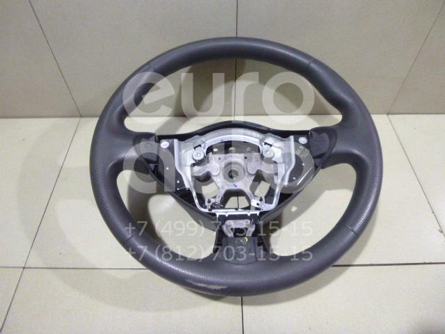Купить Рулевое колесо для AIR BAG (без AIR BAG) Nissan Juke (F15) 2011-; (484301KB2A)