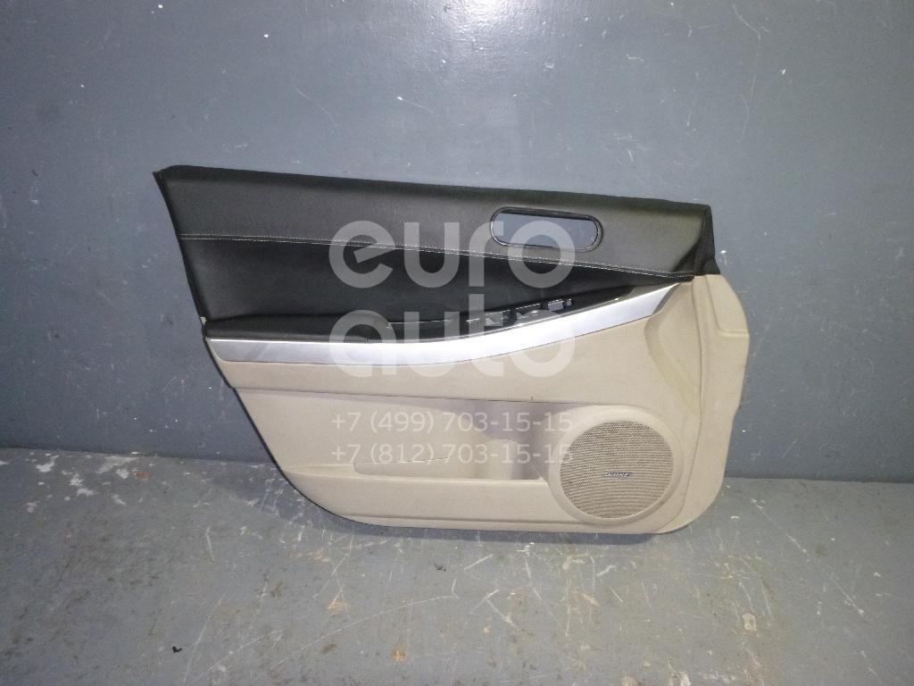 Обшивка двери передней левой Mazda CX 7 2007-2012; (EH1568460B34)  - купить со скидкой