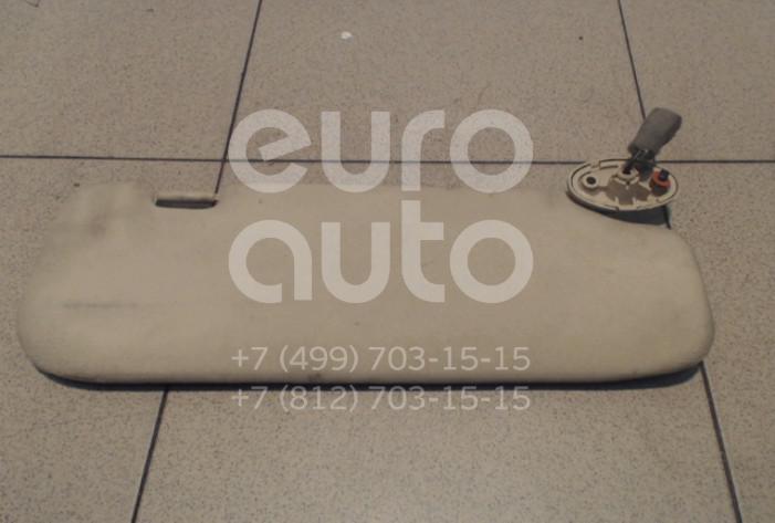 Купить Козырек солнцезащитный (внутри) Chevrolet Captiva (C100) 2006-2010; (96957467)
