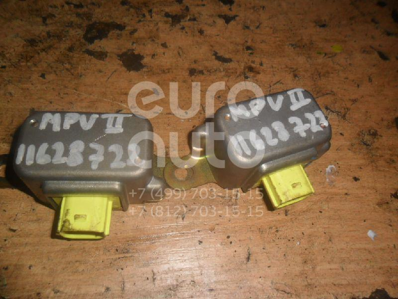 Купить Датчик AIR BAG Mazda MPV II (LW) 1999-2006; (LC6257KC0A)