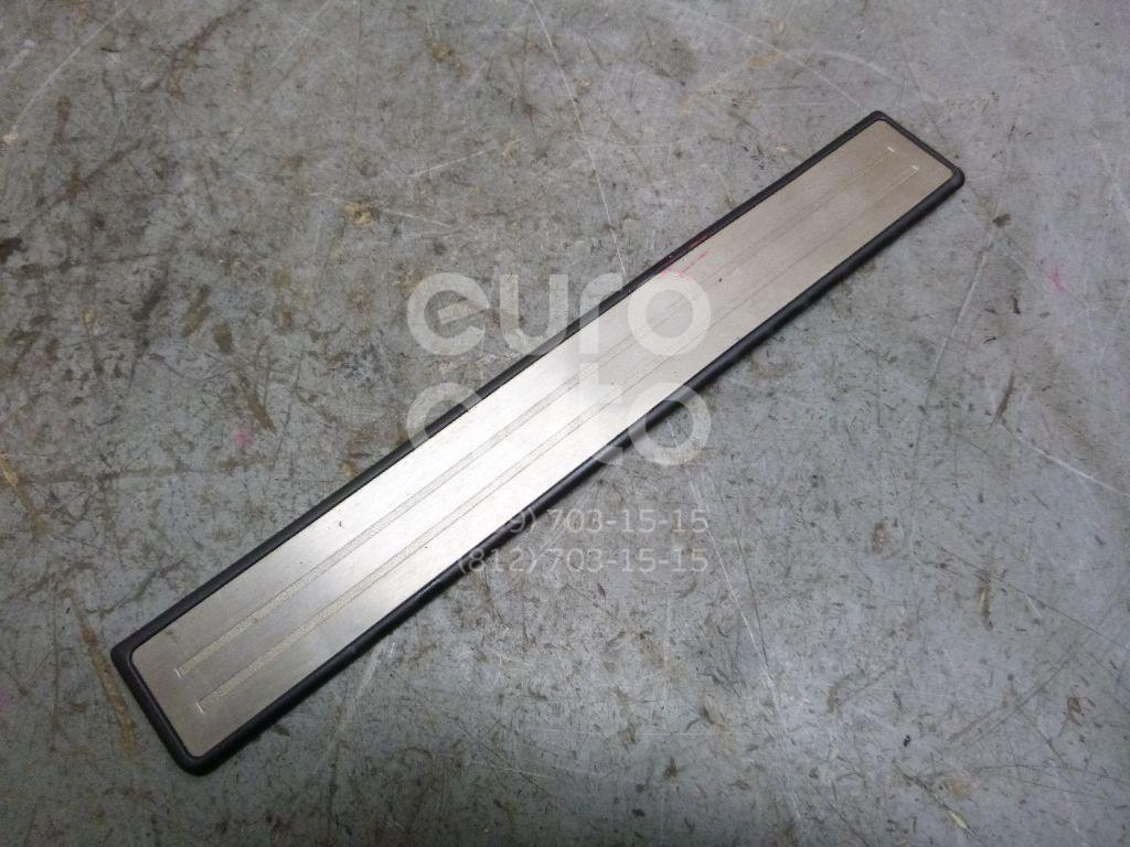 Купить Накладка порога (внутренняя) Skoda Superb 2002-2008; (3U0853557JB41)