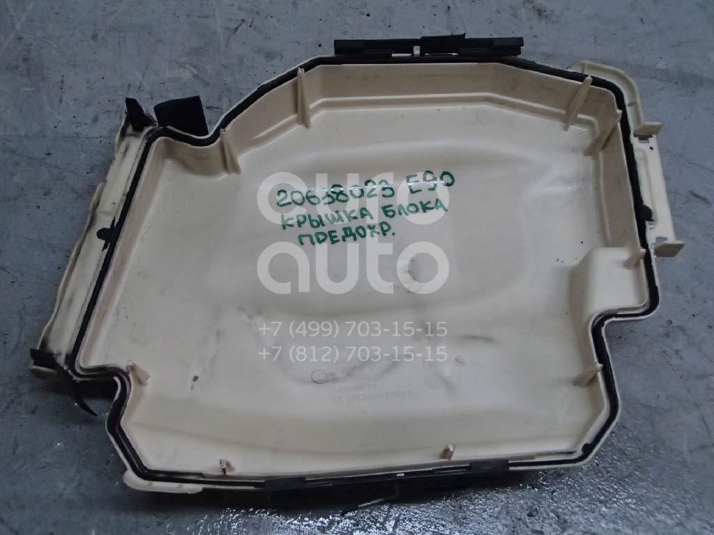 Купить Крышка блока реле BMW 3-серия E90/E91 2005-2012; (12907544577)