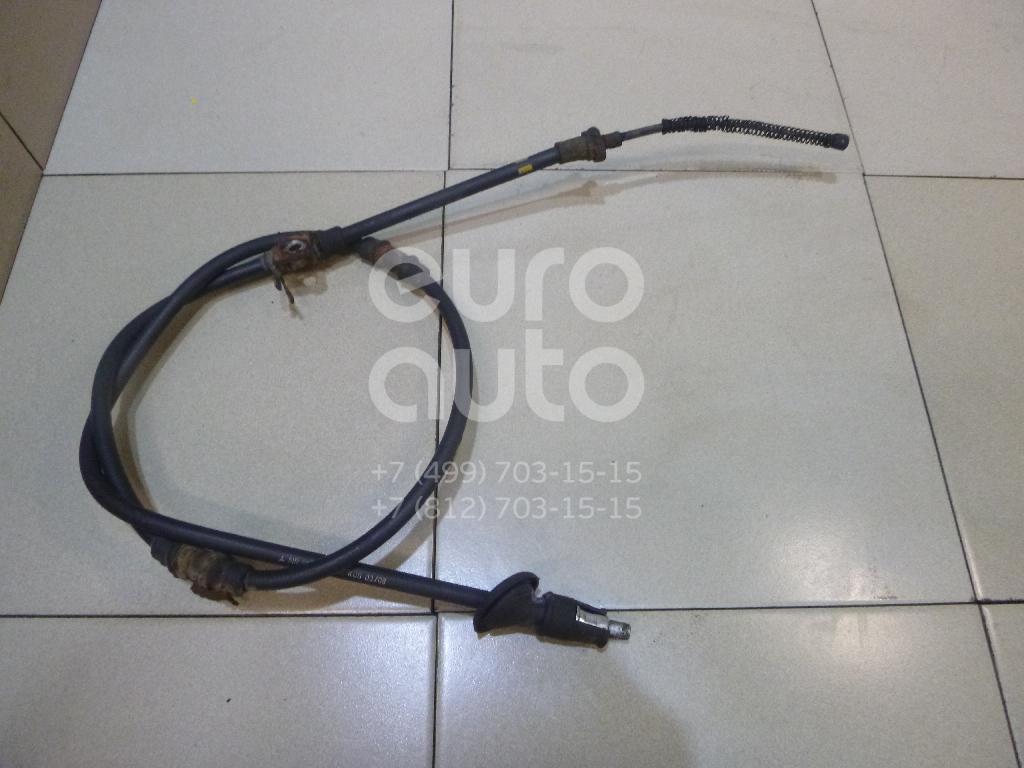 Купить Трос стояночного тормоза левый Mitsubishi Colt (Z3) 2003-2012; (MR955255)