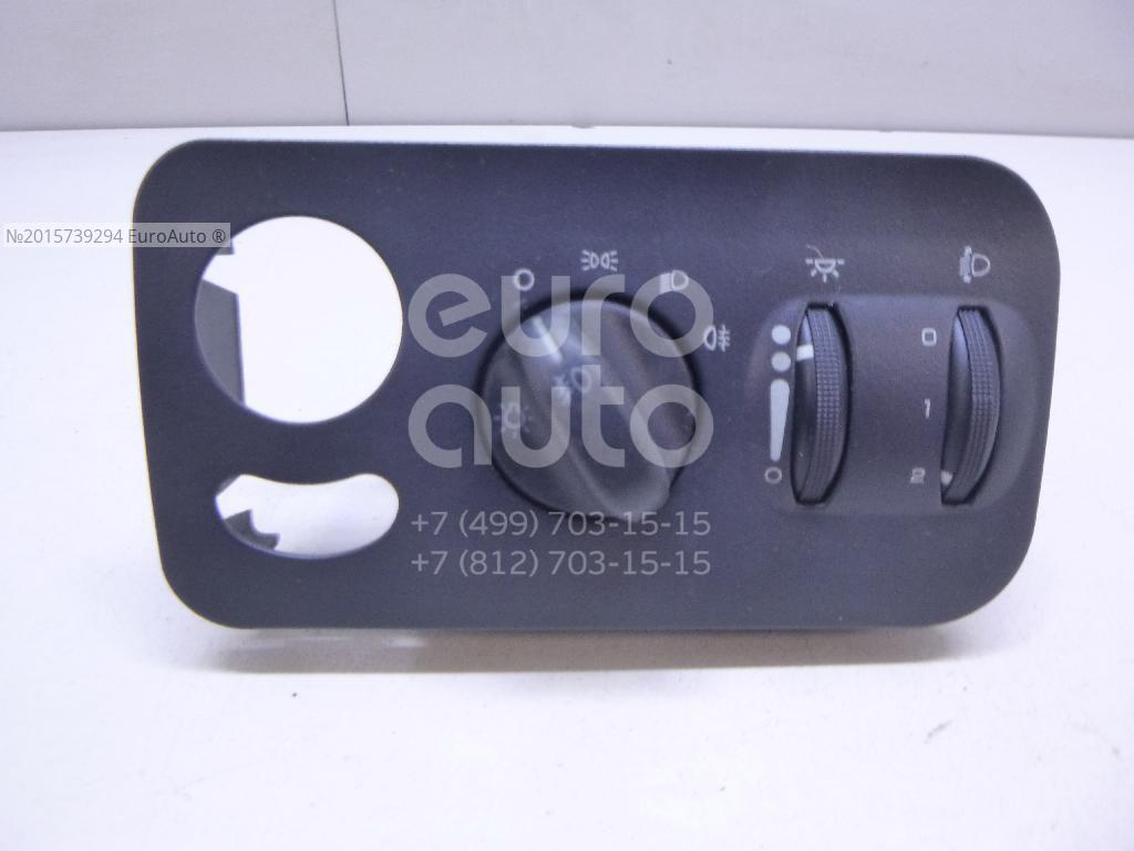 Купить Переключатель света фар Chrysler Voyager/Caravan (RG/RS) 2000-2008; (ZL711DVAA)