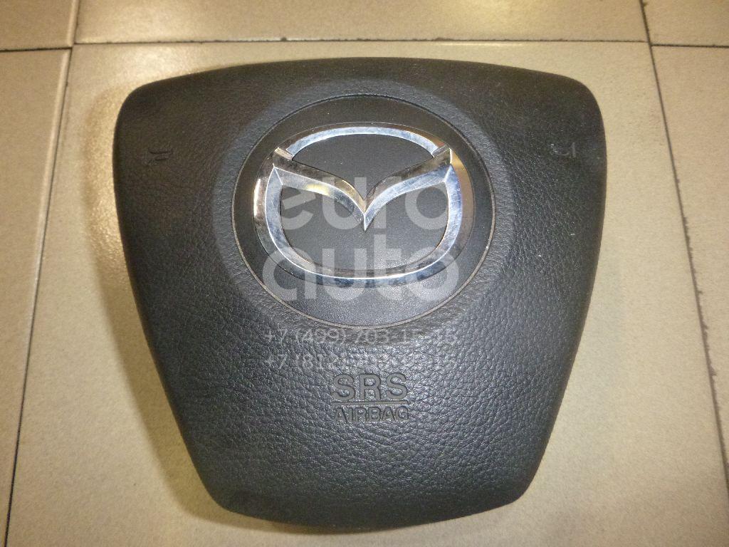 Купить Подушка безопасности в рулевое колесо Mazda Mazda 6 (GH) 2007-2012; (GS1G57K00)