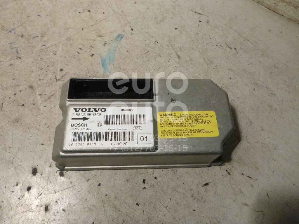 Купить Блок управления AIR BAG Volvo XC90 2002-2015; (0285001447)
