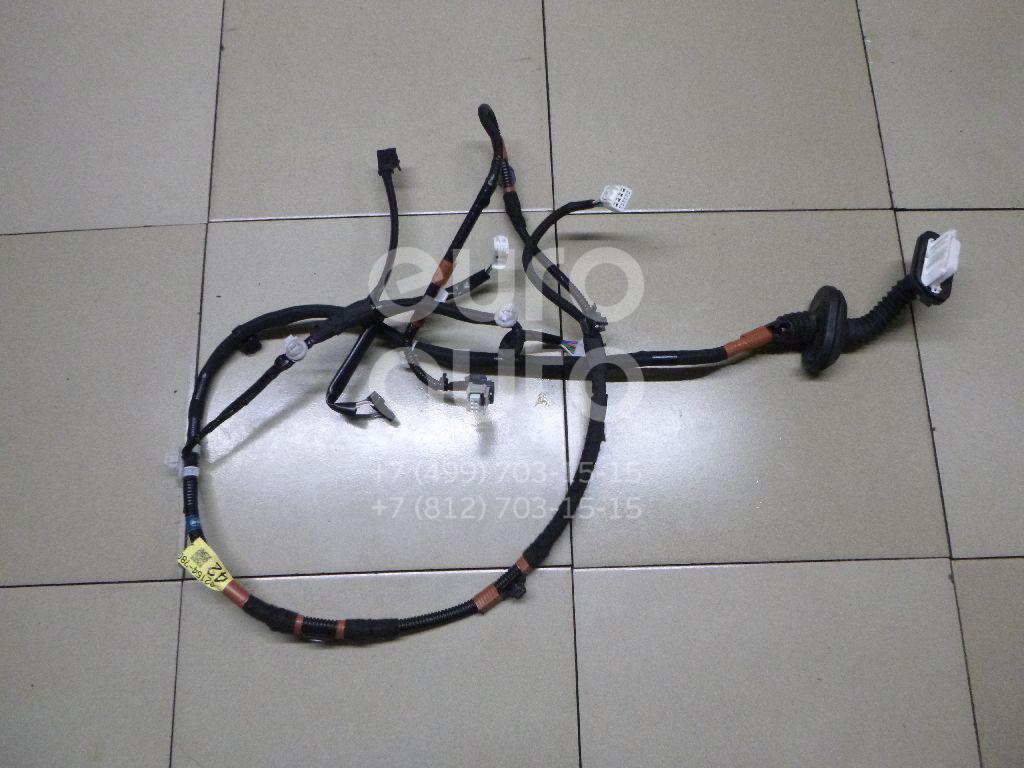 Купить Проводка (коса) Lexus NX 200/300H 2014-; (8215478020)