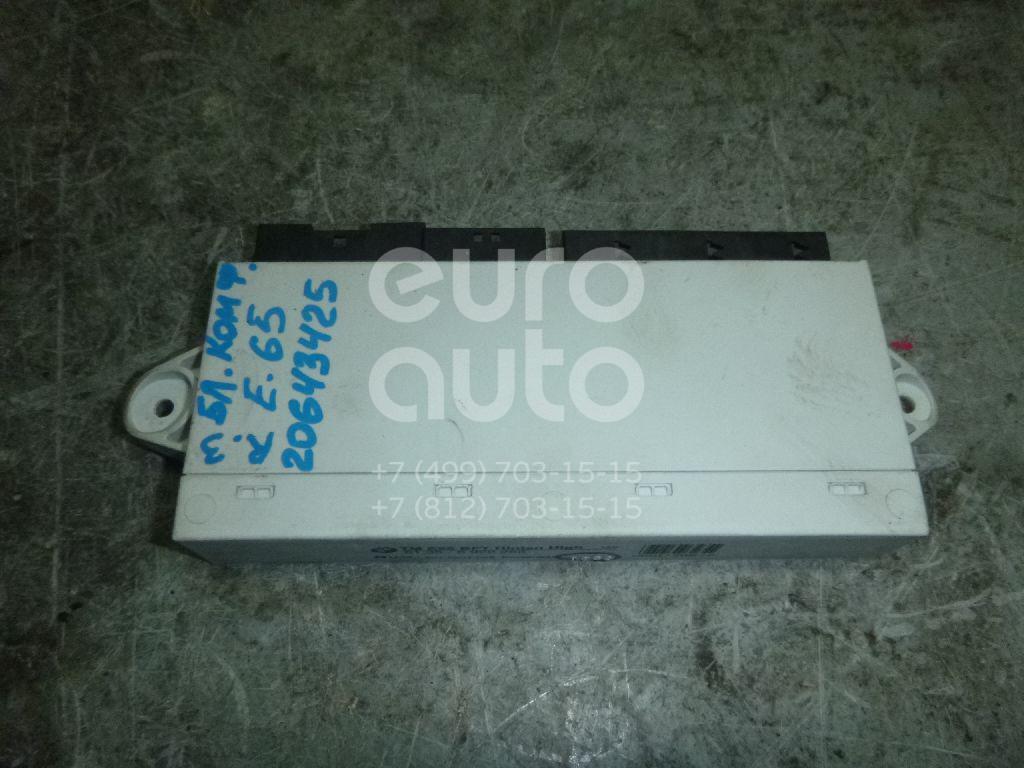 Купить Блок комфорта BMW 7-серия E65/E66 2001-2008; (61356922263)