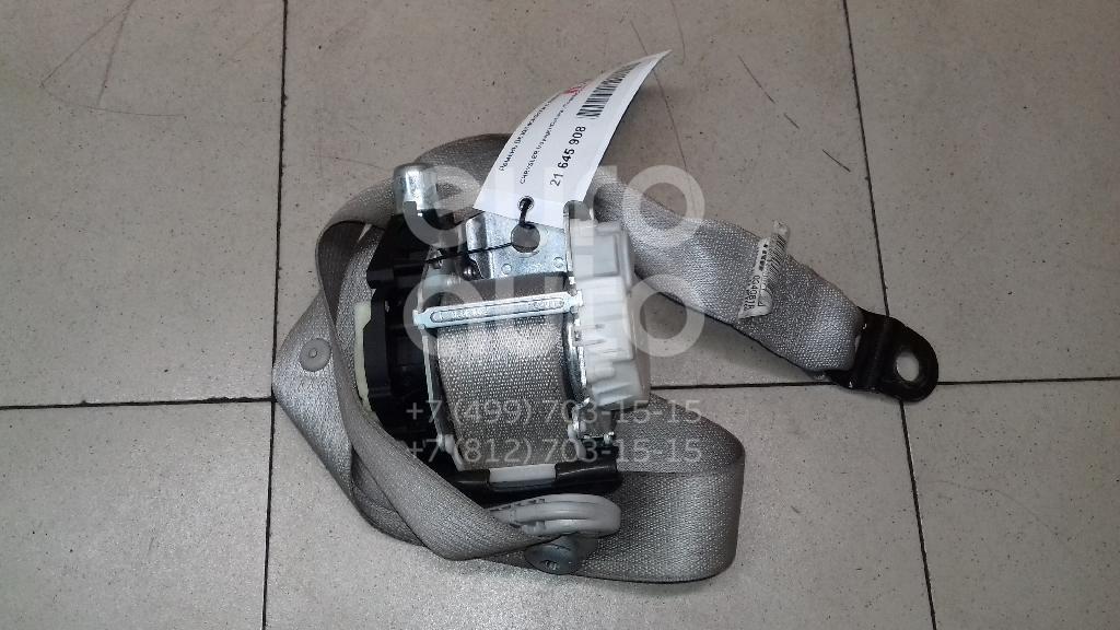 Купить Ремень безопасности с пиропатроном CHRYSLER Voyager/Caravan/Town-Country (RT) 2007-; (1AF20ES3AC)