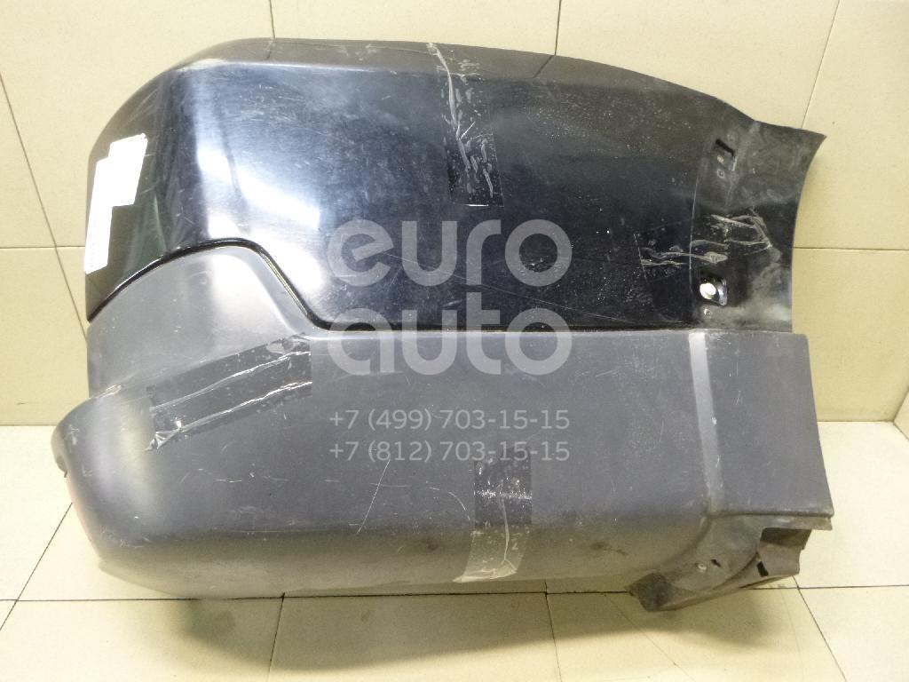 Купить Накладка заднего бампера правая Mitsubishi Pajero/Montero IV (V8, V9) 2007-; (6410B016XA)