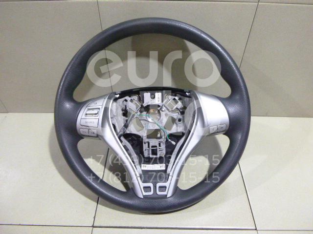 Купить Рулевое колесо для AIR BAG (без AIR BAG) Nissan Sentra (B17) 2014-; (484304MA0A)