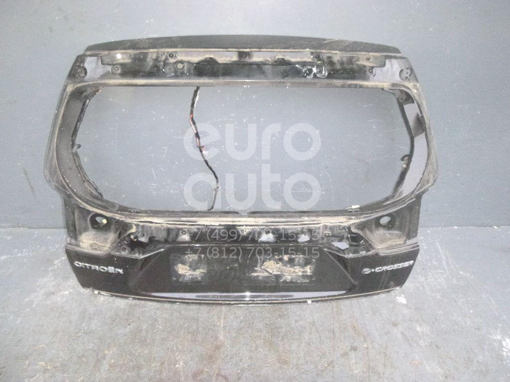 Купить Дверь багажника Citroen C-Crosser 2008-2013; (8701Z2)