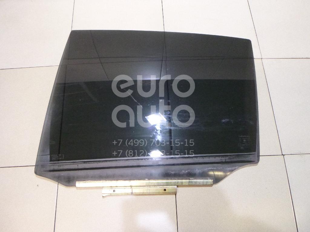 Купить Стекло двери задней левой Lexus RX 300/330/350/400h 2003-2009; (6810448110)