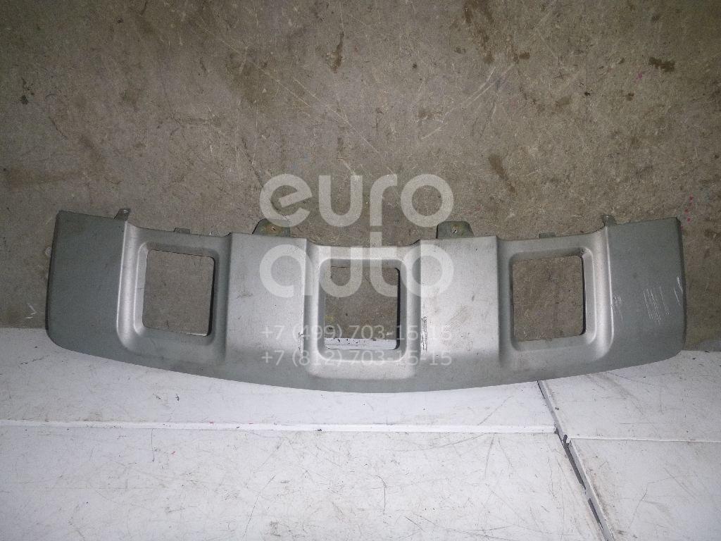 Купить Накладка переднего бампера Mercedes Benz W164 M-Klasse (ML) 2005-2011; (1648850222)