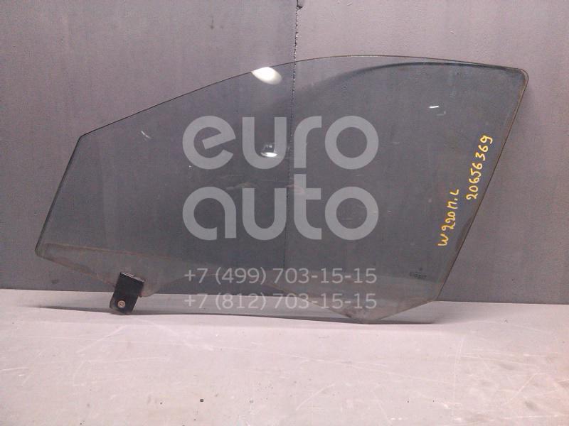 Купить Стекло двери передней левой Mercedes Benz W220 1998-2005; (2207200118)