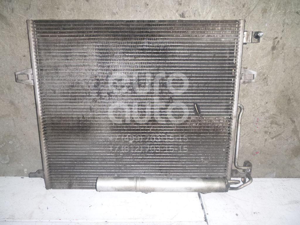Купить Радиатор кондиционера (конденсер) Mercedes Benz W164 M-Klasse (ML) 2005-2011; (2515000054)