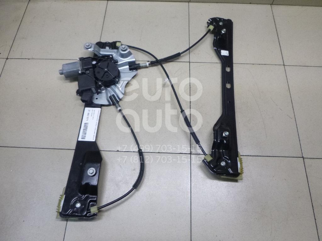Купить Стеклоподъемник электр. передний правый Opel Zafira C 2013-; (13369286)