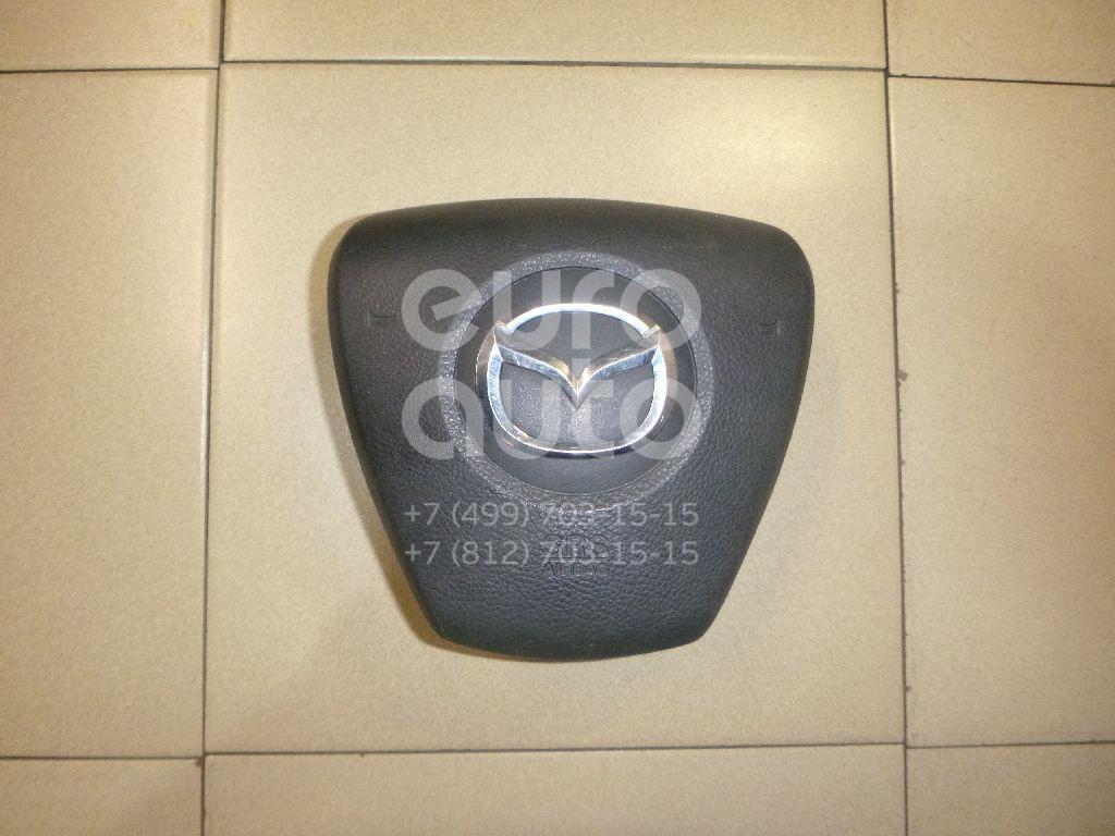 Купить Подушка безопасности в рулевое колесо Mazda Mazda 6 (GH) 2007-2012; (GS1E57K00C)