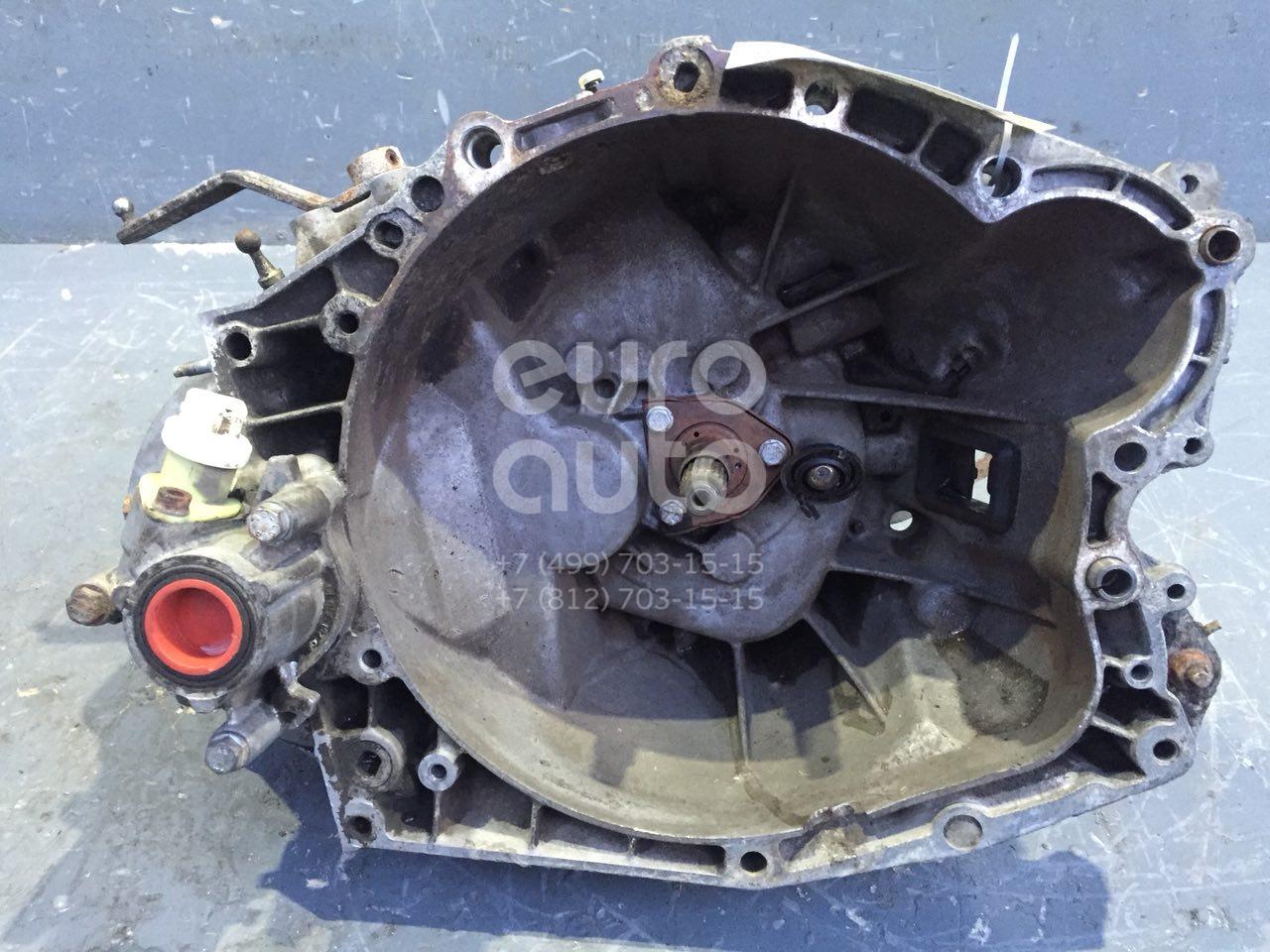 Купить МКПП (механическая коробка переключения передач) Peugeot 206 1998-2012; (222235)